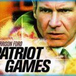 Patriot Games (1992) movie poster image.