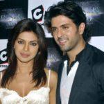 Priyanka Chopra and Harman Baweja dated