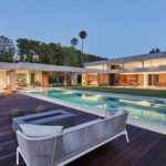 Priyanka Chopra house in Beverly Hills - Nick Jonas gifted this house to her.