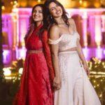 Priyanka Chopra with her cousin Parineeti Chopra