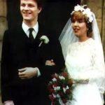 Sean Bean and Debra James