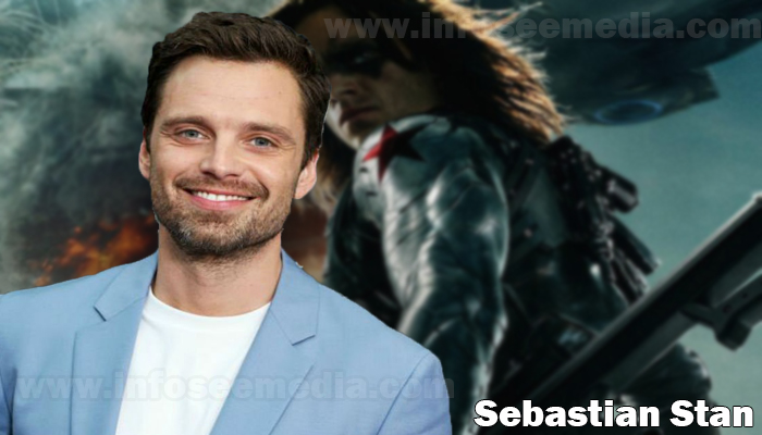 Sebastian Stan height weight age