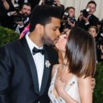 Selena Gomez and The Weeknd dated in 2017