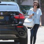 Selena Gomez car collection - BMW X6