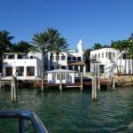 Shakira's mansion in Miami beach