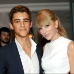 Taylor Swift and Brenton Thwaites dated