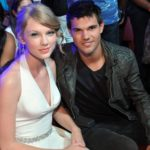 Taylor Swift and Taylor Lautner dated