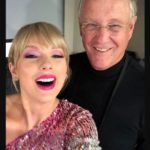 Taylor Swift with her father Scott Kingsley Swift