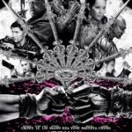 The Man with the Iron Fists (2012) movie poster image.