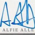 Alfie Allen signature