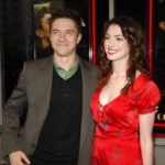 Anne Hathaway and Topher Grace dated