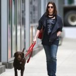 Anne Hathaway's pet dog
