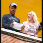 Britney Spears and Columbus Short dated