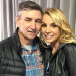 Britney Spears with her father Jamie Spears