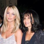 Britney Spears with her mother Lynne Bridges Spears