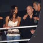 Bruce Willis and Aida Yespica dated