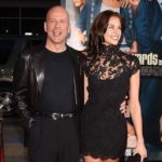 Bruce Willis and Brooke Burns dated
