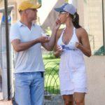 Bruce Willis and Karen McDougal dated