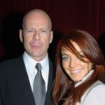 Bruce Willis and Lindsay Lohan dated