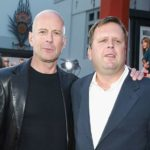 Bruce Willis with his brother David Willis