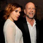 Bruce Willis with his daughter Rumer Willis