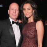 Bruce Willis with his wife Emma Heming image