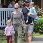 Emily and John with daughters Hazel and Violet