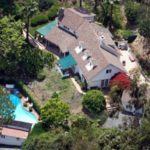 Hugh Laurie house in Hollywood Hills