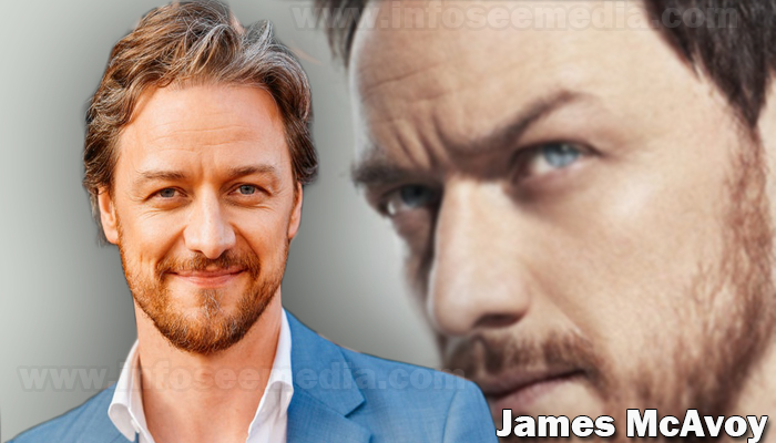 James McAvoy : Bio, family, net worth, wife, dating, age ...