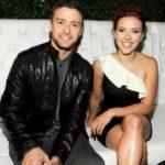 Justin Timberlake and Scarlett Johansson dated