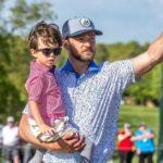 Justin Timberlake with his son Silas Randall Timberlake