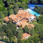 Justin Timberlake's house