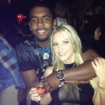 Kyrie Irving and Andrea Wilson dated and have a daughter