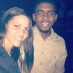 Kyrie Irving and Callie Rivers dated