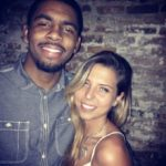 Kyrie Irving and Natalia Garibottodated