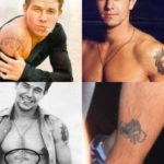 Mark Wahlberg tattoos which he have removed now