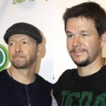 Mark Wahlberg with his brother Donald Donnie Wahlberg