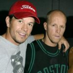 Mark Wahlberg with his brother Jim Wahlberg