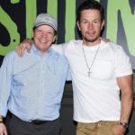 Mark Wahlberg with his brother Paul Wahlberg