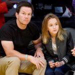 Mark Wahlberg with his daughter Ella Rae Wahlberg