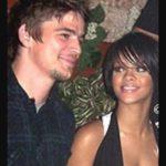 RIhanna and Josh Henderson dating