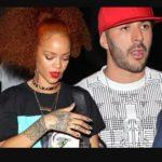 Rihanna and Karim Benzema dated