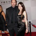 Scott Patterson with Kristine Saryan