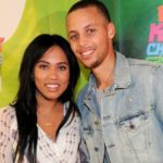 Stephen Curry and Ayesha Alexander image