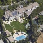 Stephen Curry house in Alamo, CA