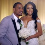 Trevor Ariza with his wife image