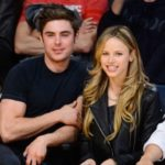Zac Efron and Halston Sage dated