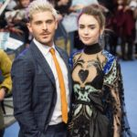 Zac Efron and Lily Collins dated 2 times