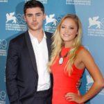 Zac Efron and Maika Monroe dated