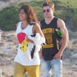 Zac Efron and Michelle Rodriguez dated